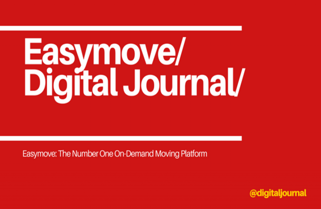 Easymove: the Number One  Moving Platform | Digital Journal