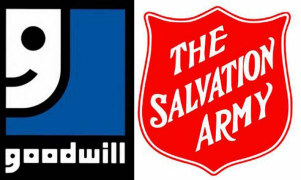 Goodwill Vs The Salvation Army Where Should You Buy Used Furniture,How To Make A Walk In Closet Out Of A Small Room