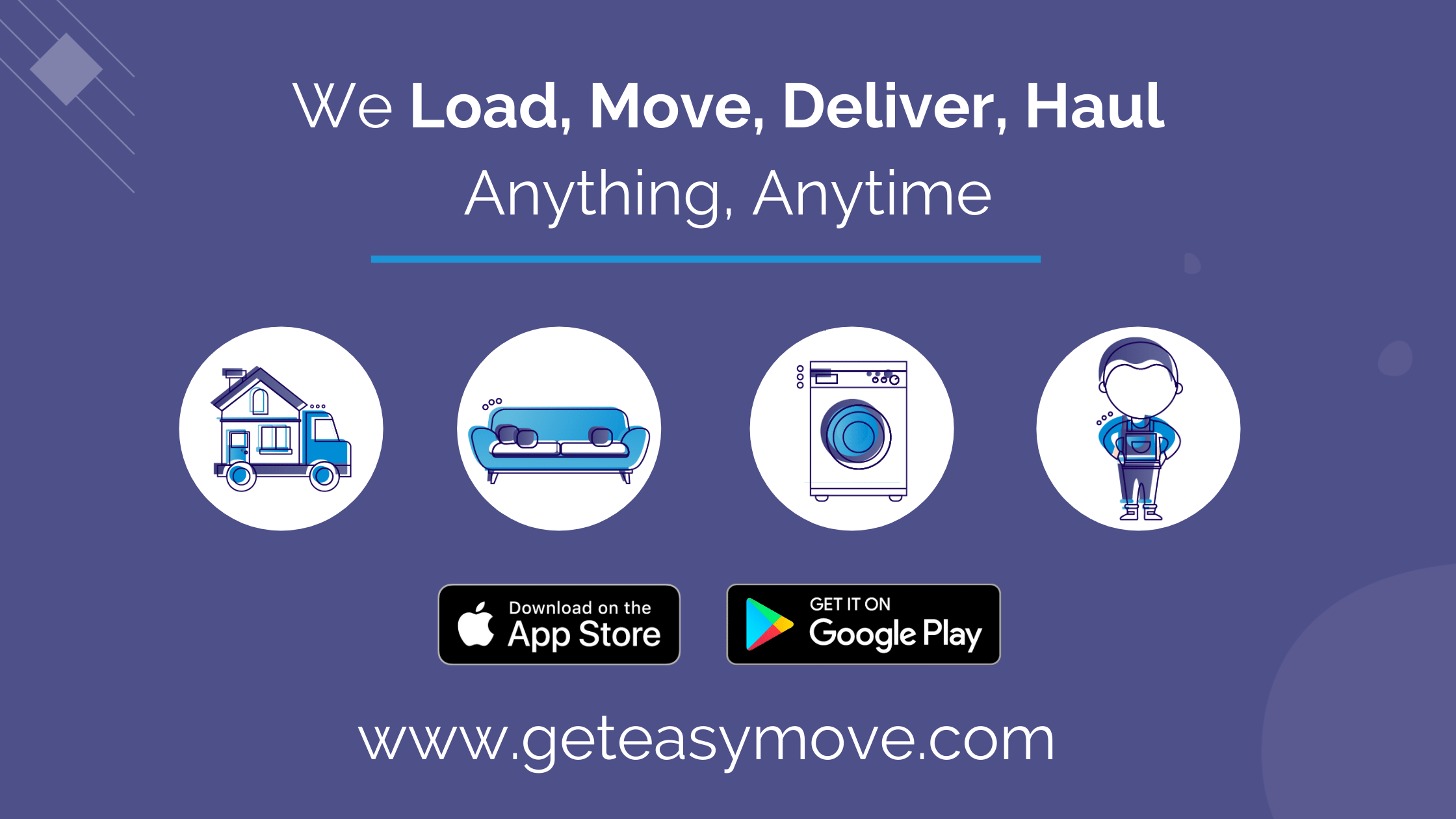 on-demand moving app