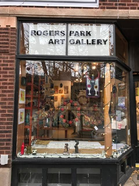 rogers park art gallery
