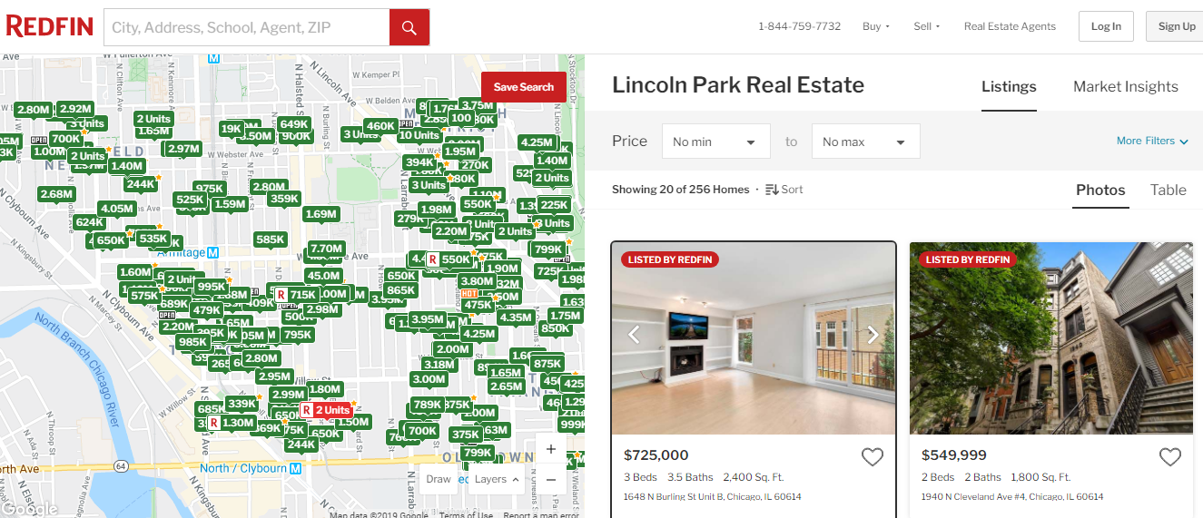 buy apartment in Lincoln Park